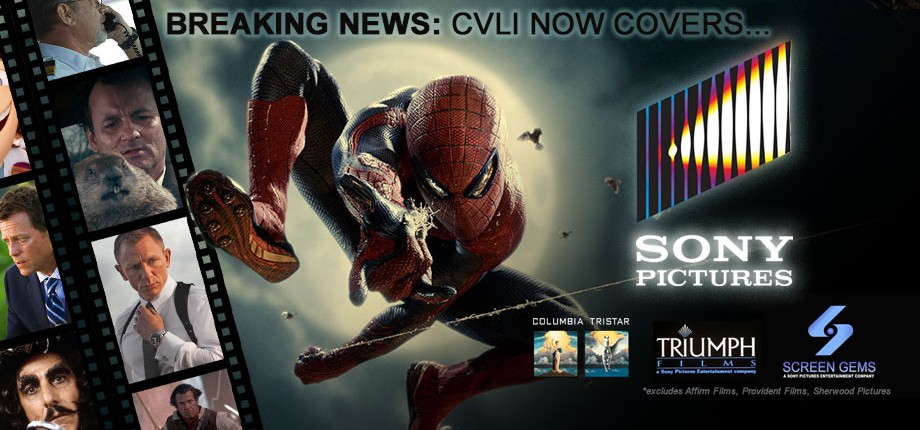Breaking News: CVLI Now Covers... Sony